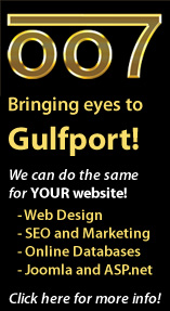 007 Computer Services - Web Design in Gulfport Florida