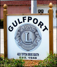 Gulfport Lions Seeking New Members