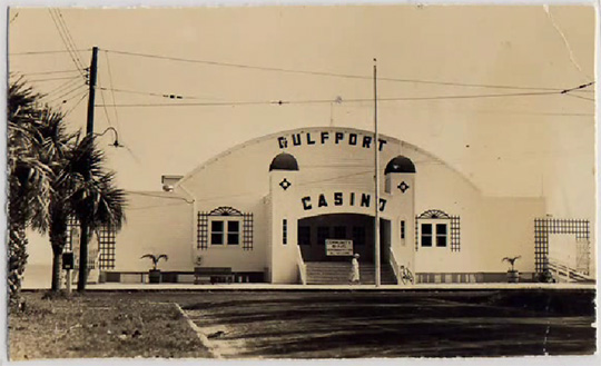 Old Gulfport Casino