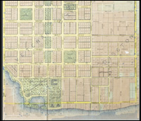 Gulfport, Florida Map of 1905